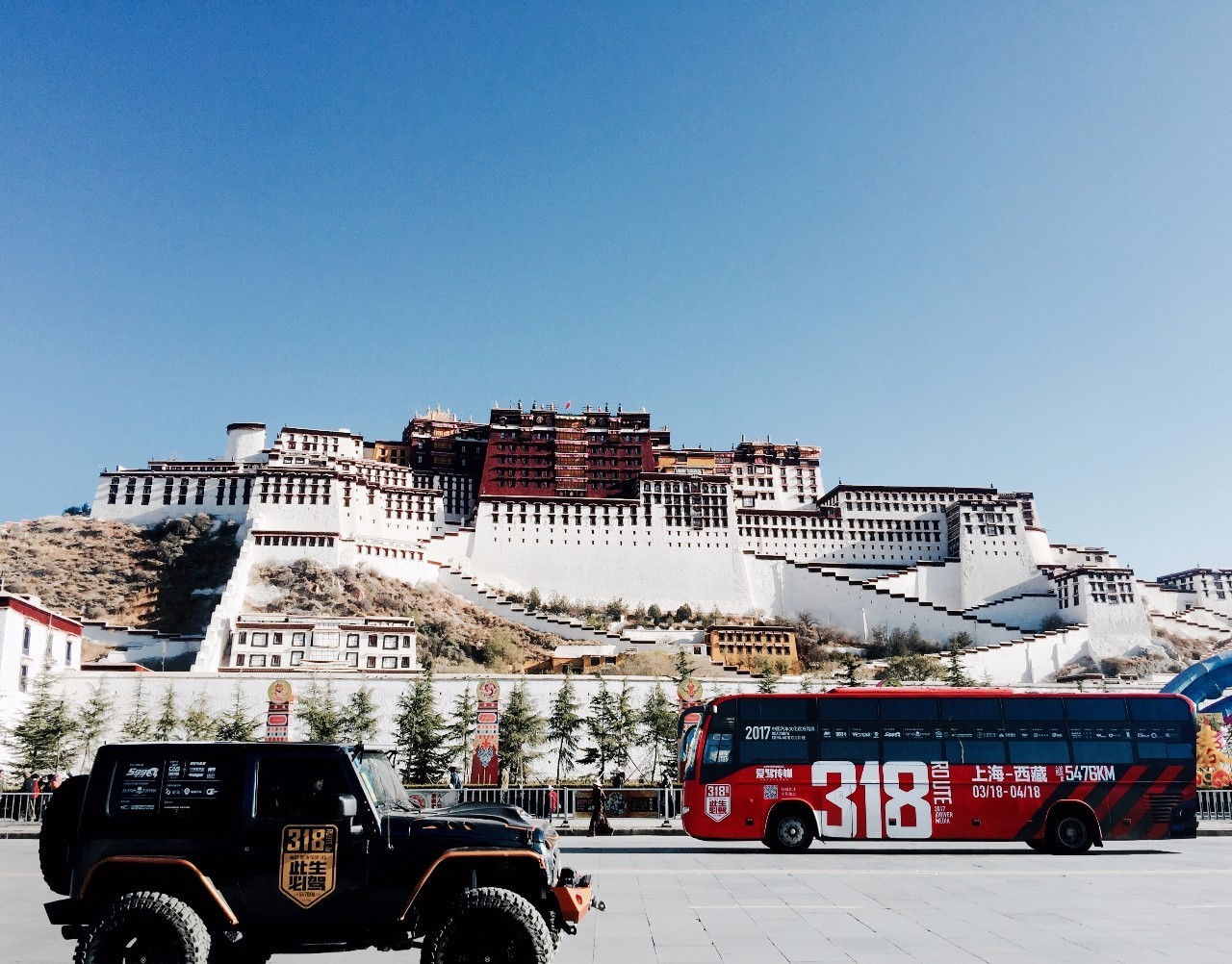 如果你到西藏却从没来过这里,白瞎走这一程了......