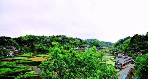 """厉害了!贵州有4个村入围""""2017中国美丽休闲乡村""""推介名单!"""