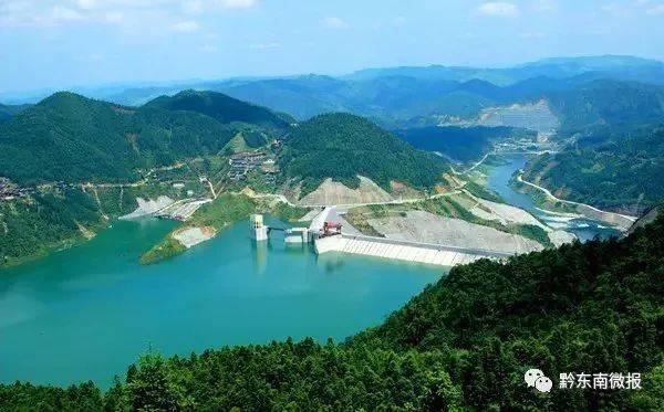 国家水利风景区,贵州新增有凯里清水江哦